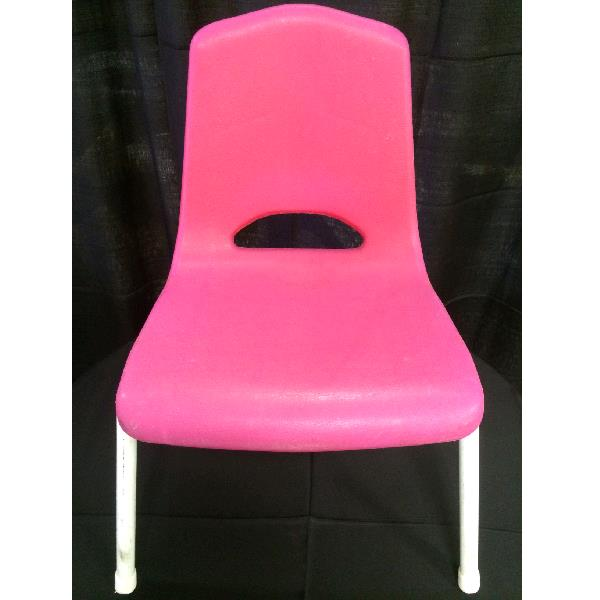 Where to find CHILDRENS CHAIR- HOT PINK in St. Petersburg