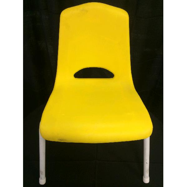 Where to find CHILDRENS CHAIR- YELLOW in St. Petersburg