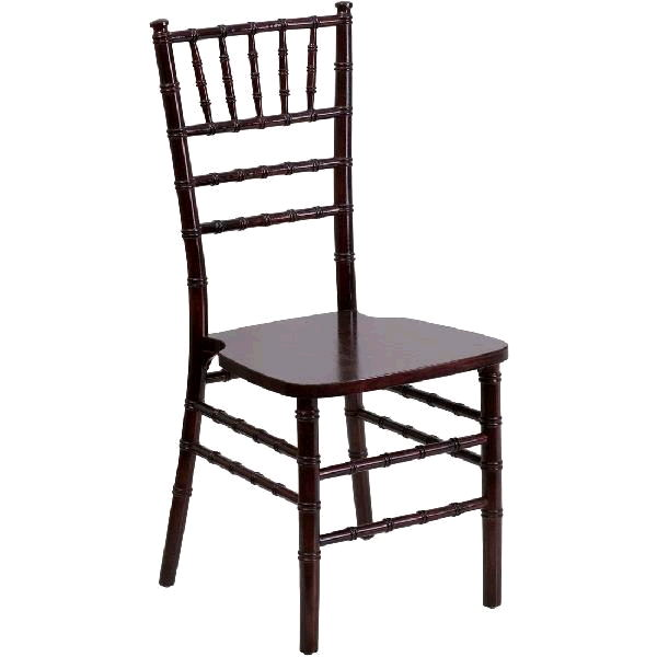 Where to find CHIAVARI BALLROOM CHAIR- MAHOGANY in St. Petersburg