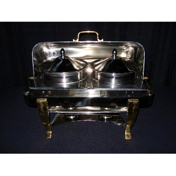 Where to find CHAFER- 8QT ROLLTOP W  4QT SOUP PANS in St. Petersburg