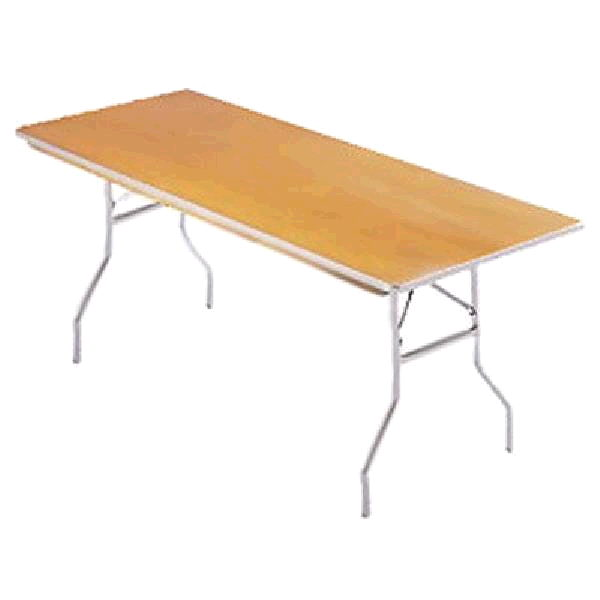 6 table table table wood rental runner x30 banquet  fl tampa