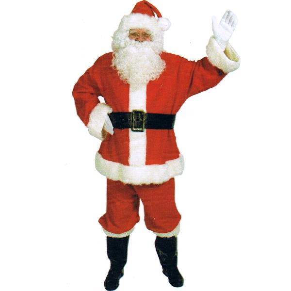 Where to find SANTA COSTUME WITH ACCESSORIES in St. Petersburg