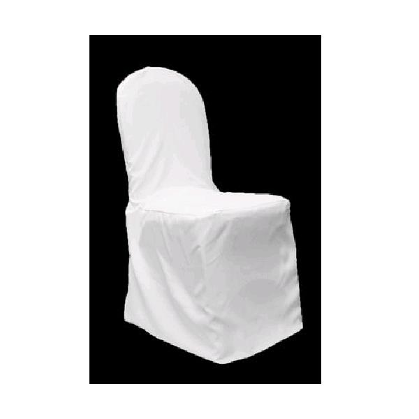 Where to find CHAIR COVER LARGE- WHITE in St. Petersburg