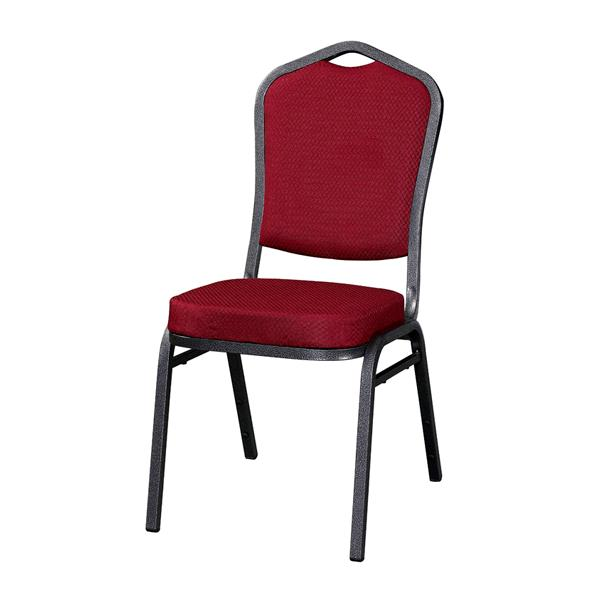 Where to find BANQUET STACKING CHAIR- BURGUNDY in St. Petersburg