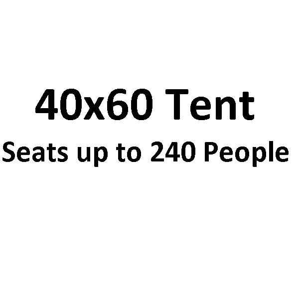 Where to find TENT 40X60 in St. Petersburg