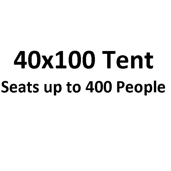 Where to find TENT 40X100 in St. Petersburg