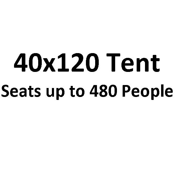 Where to find TENT 40X120 in St. Petersburg