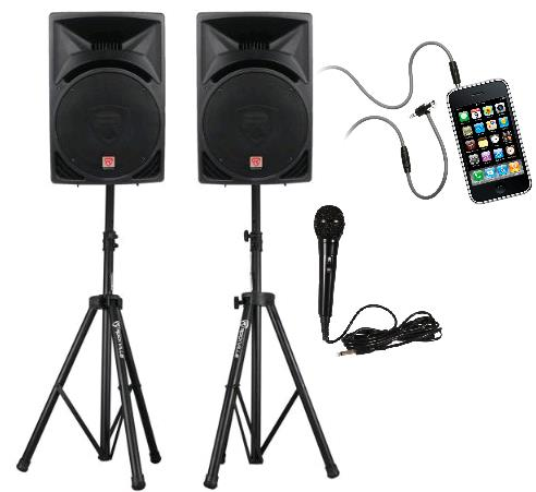 Where to find AMPLIFIED SPEAKER W  MIC   AUX CORD in St. Petersburg