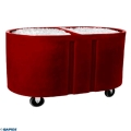Rental store for BEVERAGE ICE COOLER RED in St. Petersburg FL
