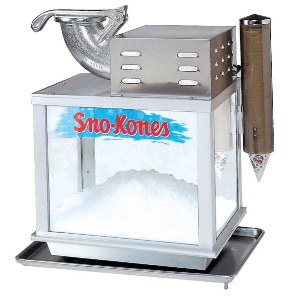 Where to find SNOCONE MACHINE in St. Petersburg