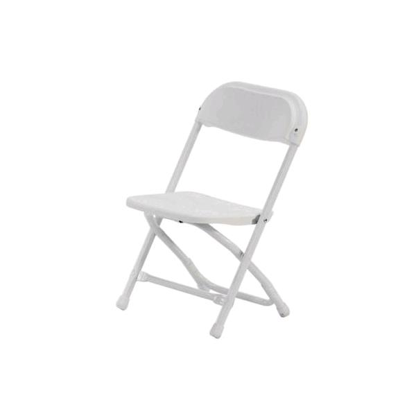 Where to find CHILDRENS CHAIR - WHITE FOLDING in St. Petersburg