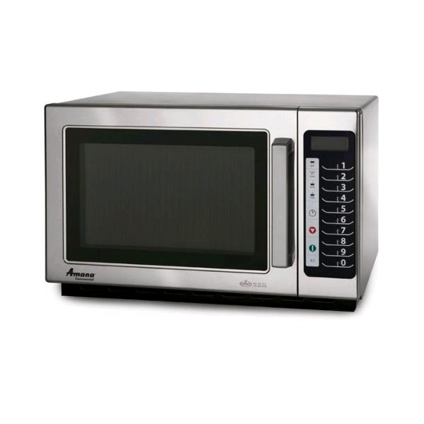 Where to find COMMERCIAL MICROWAVE OVEN- AMANA 1000W in St. Petersburg