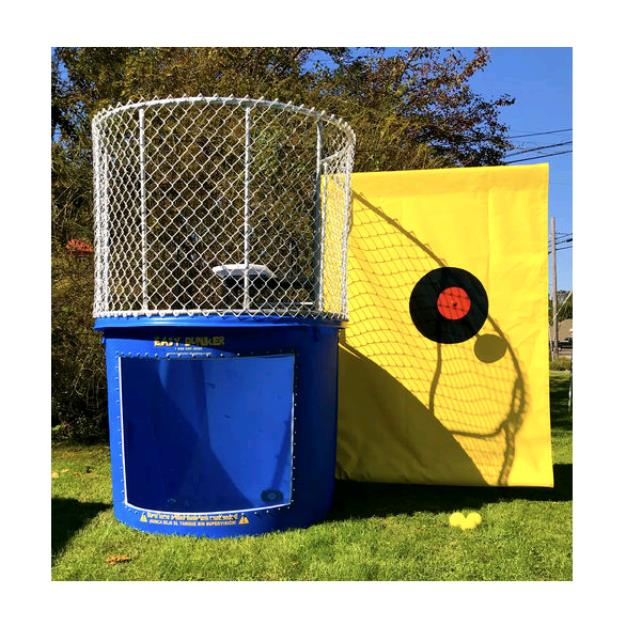 Where to find DUNK TANK 500 GALLON in St. Petersburg