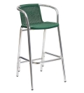 Rental store for BARSTOOL GREEN ALUMINUM in St. Petersburg FL