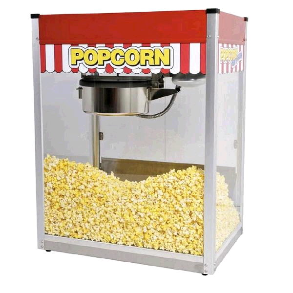 Where to find POPCORN MACHINE 12 OZ. in St. Petersburg