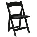 Rental store for GARDEN CHAIR - BLACK RESIN in St. Petersburg FL