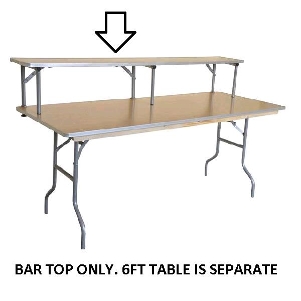 Where to find BAR TOP- 6 X12 in St. Petersburg