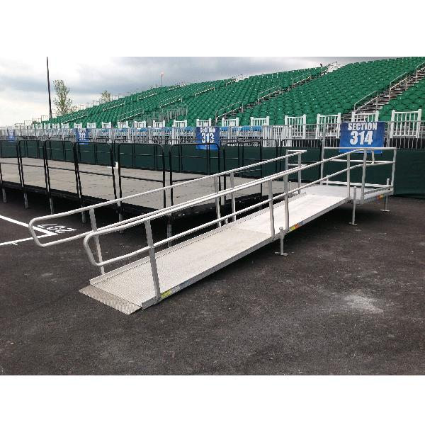 Rent Ada Handicap Wheelchair Ramp